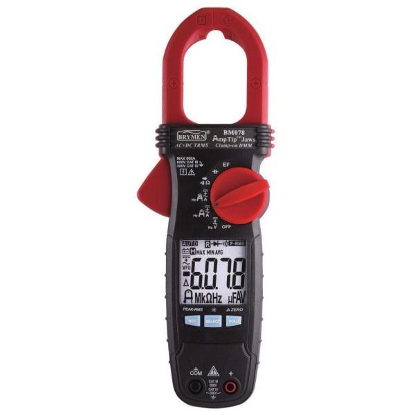 Pinza amperimétrica BM-078