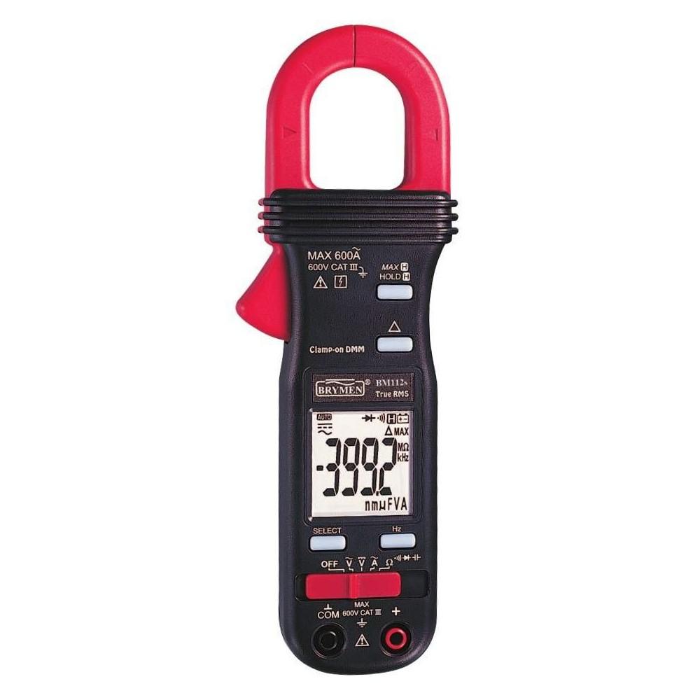 Pinza amperimétrica Brymen BM-112