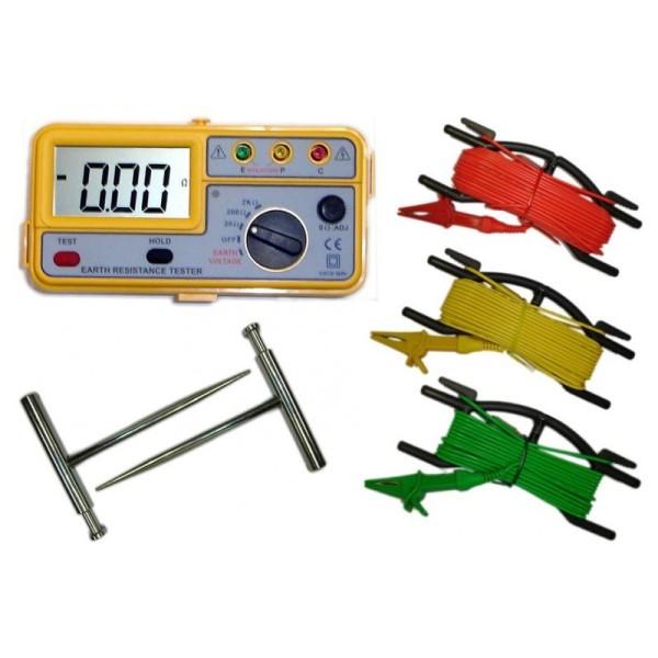 Telurómetro digital Hibok-320